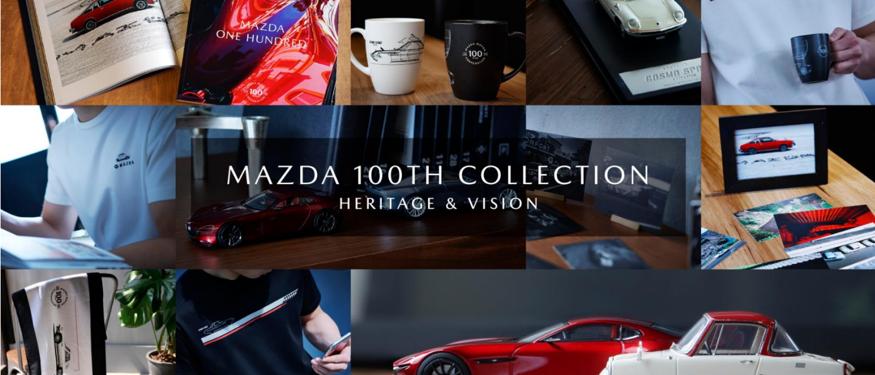 Merchandising Mazda