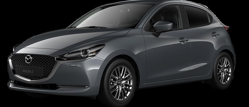 Private Lease aanbieding op Mazda 2